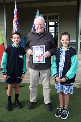 Gembrook Primary says goodbye to a great | Ferntree Gully ...